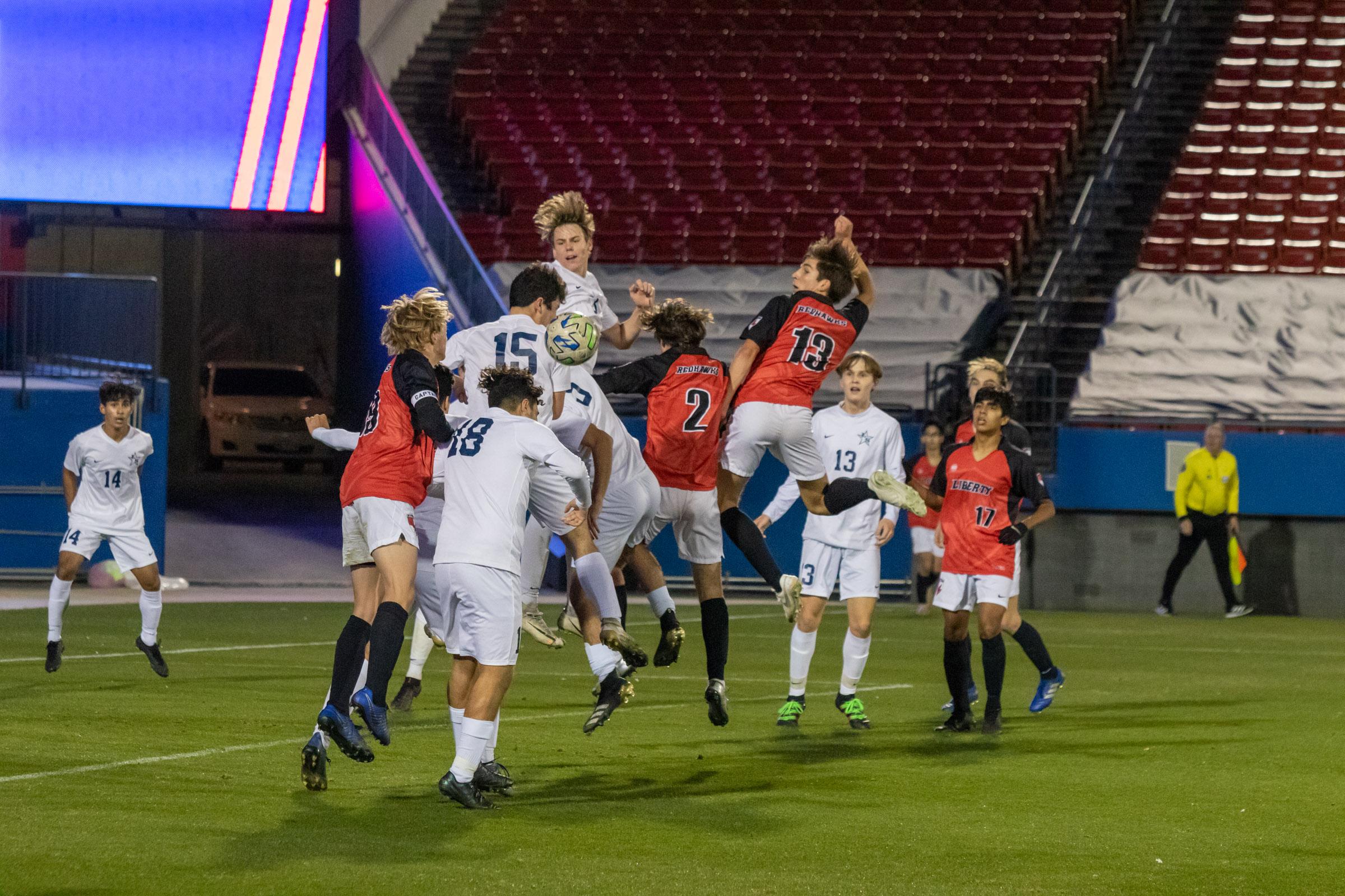 Liberty Soccer 2020-2021